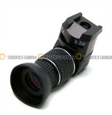 3.3X Right Angle View Finder For Canon Nikon SONY Pentax Olympus Panasonic DSLR