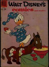 Dell Comics Walt Disney'S Comics And Stories #227 Vg/Fn 5.0