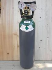 Bombola argon o miscela ar / co2   7 litri  saldatura  mig o tig con riduttore