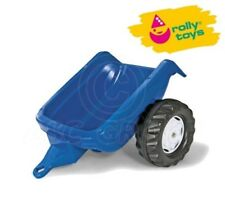 Rolly Toys - Kid Trailer - Available Red Green or Blue - For Rolly Kid Tractors