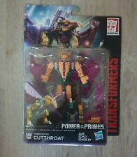 Transformers Terrorcon Abominus Power of the Primes POTP W3 Cutthroat NEW UK