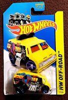 Hot Wheels HW Off-Road COOL-ONE Van Stunt Circuit 2013 Mattel - New