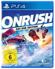 PS4 Juego Onrush Day One Edition Juego Carreras Producto Nuevo