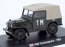 Modell Auto 1:43 Fiat Campagnola 1952 - Mille 1000 Hachette