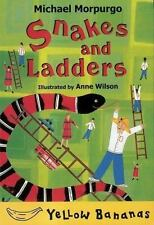 Snakes and Ladders (Yellow Bananas)-ExLibrary