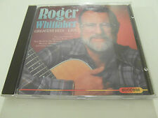 Roger Whittaker - Greatest Hits Live Vol.1 (CD Album) Used Very Good