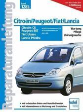 Citroën C8 / Peugeot 807 / Fiat Ulysse / Lancia Phedra von Peter Russek (2006, Kunststoffeinband)