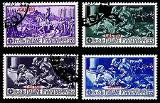 1930 ITALY-AEGEAN ISLANDS - CALINO #12-15 - MIXED - VF - CV$36.75 (E#1530)