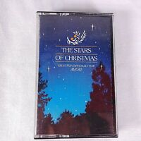 Christmas Music Cassette The Stars Of Christmas Avon Compilmation