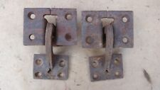 1923 1925 Model T Ford Coupe TRUNK LID HINGES Original pair decklid