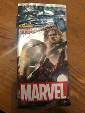 10 x Panini Marvel Trading Cards. 2017 Collectable. Brand New Packets