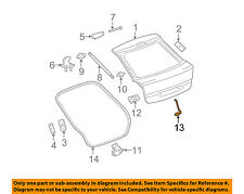 Chevrolet GM OEM 04-08 Malibu Trunk Lid-Lock Switch 22734487
