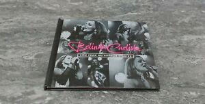 Belinda Carlisle Live From Metropolis Studios CD + DVD Digibook RARE EDMTDVD001