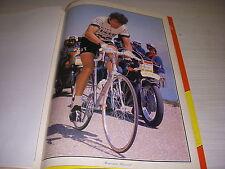 CYCLISME PHOTO 46 COULEUR COUPURE REVUE BERNARD THEVENET PEUGEOT BP