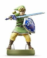 Nintendo amiibo The Legend of Zelda Skyward Sword LINK 3DS Wii U NEW from Japan