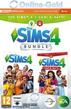 The Sims 4 + Espansione Cani & Gatti PC Bundle - Codice digitale EA Origin - ITA