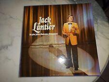 Coffret Jack Lantier Les Plus Jolies Chansons Françaises Vinyles