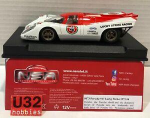 NSR 0073 Porsche 917 #4 Lucky Strike