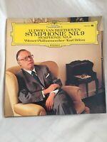 Beethoven Symphonie 8 & 9 Wiener Phil. Karl Bohm 2 LP Vinyl  Grammophon 75