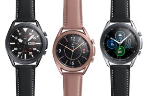Samsung Galaxy Watch 3 SM-R845U 45mm GPS Bluetooth LTE Cellular Black Mint