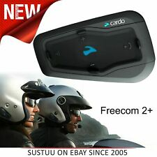 Cardo Scala Rider Freecom 2 Plus Bluetooth Headset|Motorcycle Helmet Intercom