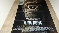 KING KONG  ! peter jackson affiche cinema