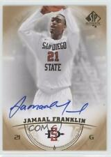2013-14 SP Authentic Jamaal Franklin #48 Rookie Auto