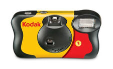 1 Kodak Funsaver One Time Single Use Disposable Camera. Film Processing Included