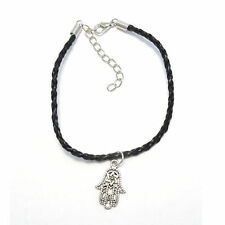 Leather Costume Anklets