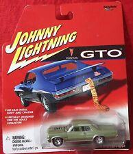 RARE Johnny Lightning ~ Pontiac GTO 1964 Hardtop ~ MOC