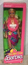 1987 Tropical Island Fun Barbie doll NRFB