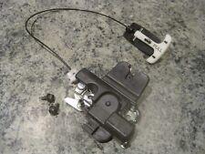2007 Infiniti G35x Trunk Latch & Emergency Pull QUICK SHIPPER
