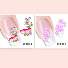 2Sheet/Exquisite Fashionable Hot DIY Nail Stickers XF1004+1032