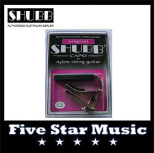 NEW Shubb C2 Original Capo for Nylon String guitar