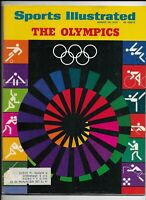 A Sports Illustrated Magazine ~ August 28 1972 ~ Munich Olympics