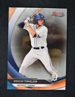 2020 Bowman's Best Base #TP-30 Spencer Torkelson - Detroit Tigers