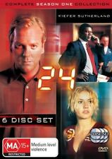 24 Season 1 TV Series DVD R4 Postage