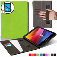 Green Leather Tablet & eReader Cases, Covers & Keyboard Folios for ASUS