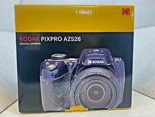 Kodak Pixpro AZ528 Astro Digital Camera - 16MP 52X 1080p Wi-Fi (Blue)- For Parts