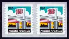 #3208A Diner, Coil Pair, Mint **ANY 4=FREE SHIPPING**