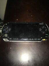 Sony-PSP-1001-Black-Handheld-System-no charger