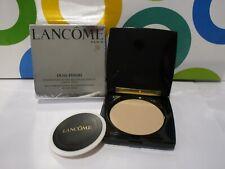 Lancome ~ Dual Finish Powder Makeup ~ # 130 Por. D' Ivoire I (N) ~ 0.67 Oz Boxed