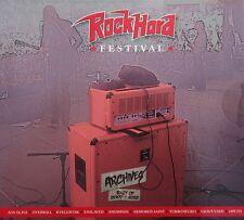 ROCK HARD FESTIVAL - CD - Neu - feat. Overkill Opeth Jon Oliva Amorphis Enslaved