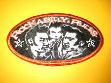 Rockabilly Rules - Patch - Aufnäher - Rock'n'Roll