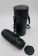 Excellent Condition CANON 35mm Zoom Camera Lens FD 100-300mm 1:5.6