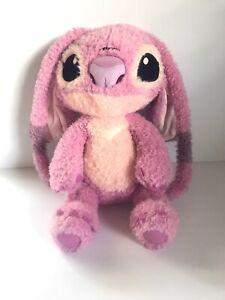 Tokyo Disney Resort Angel Lilo & Stitch Pink Girlfriend Plush Stuffed Animal