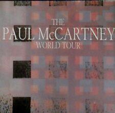 Paul Mccartney Programme Souvenir World Tour Music