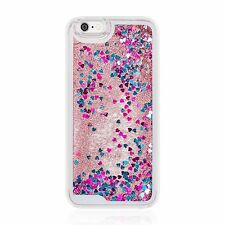 20 x Joblot Wholesale Market Car Boot Liquid Glitter Phone Cases for iPhone 5C