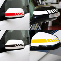 Wing mirror stripes Car Van Styling Stickers Decals Vinyl V612