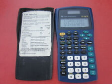 Texas Instruments TI-34II Solar Scientific Calculator - Free Shipping